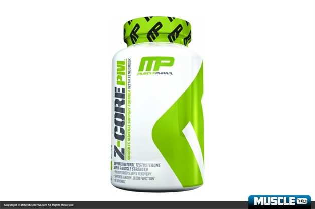 MusclePharm Z Core PM - 60 Servings